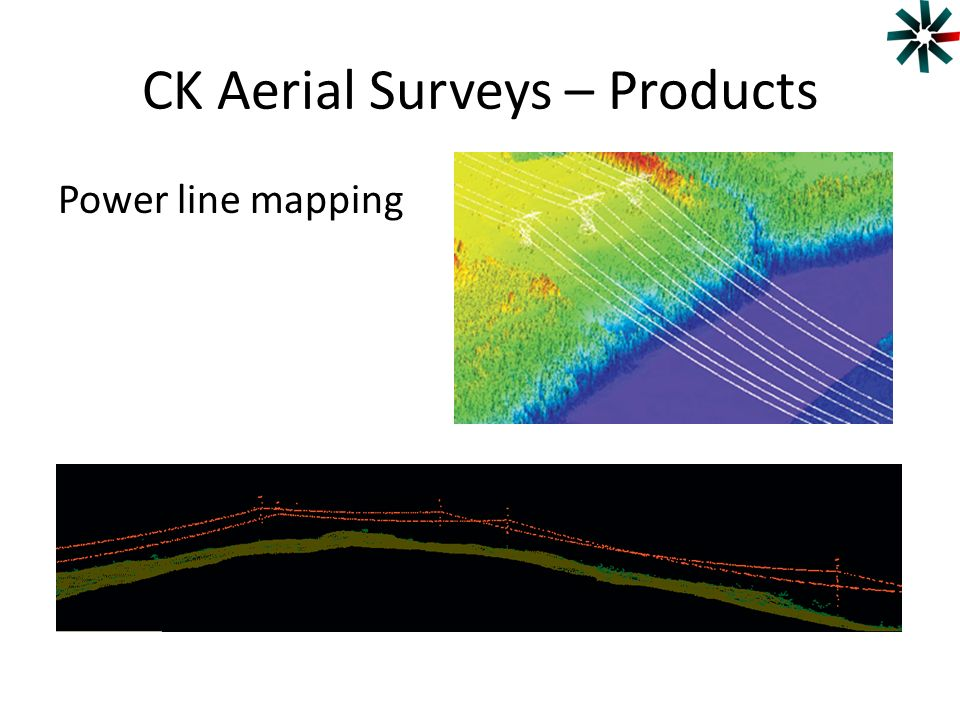 CK Aerial Surveys – Products Power line mapping