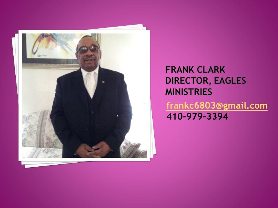 frankc6803@gmail.com 410-979-3394