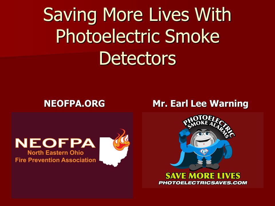 Do you know what TYPE of smoke detector you have? Does it Matter?
