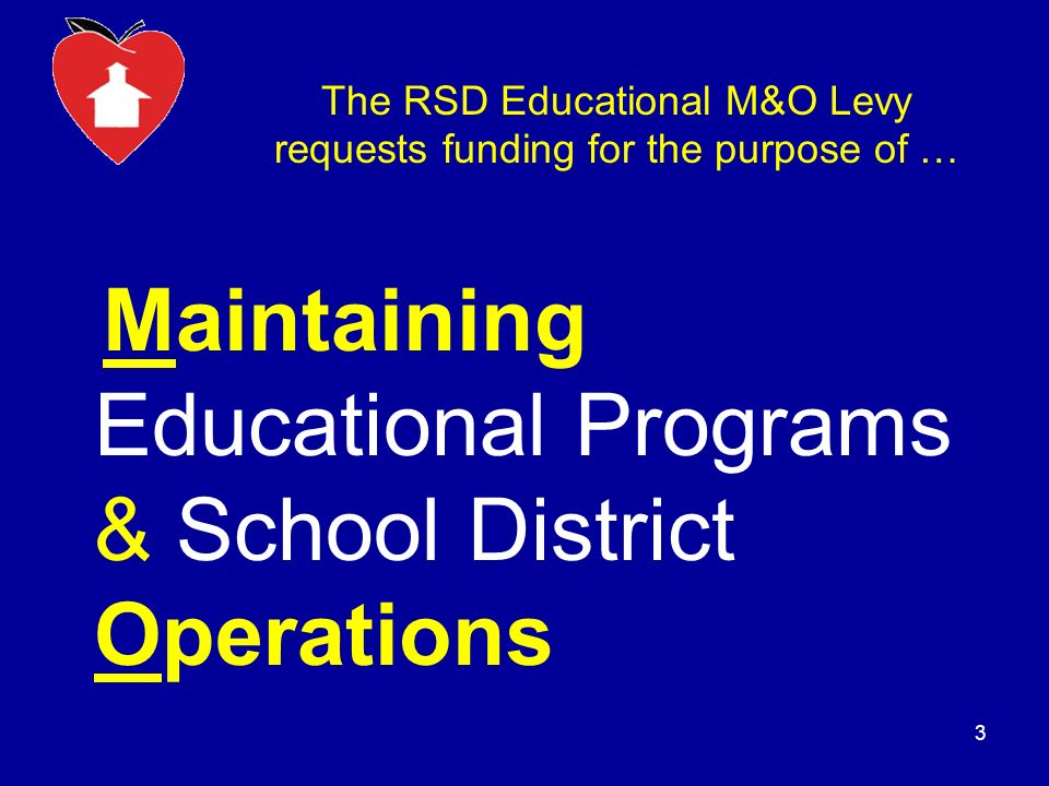 What Happens if the Levy Doesnt Pass in February.Re-run levy in the spring.