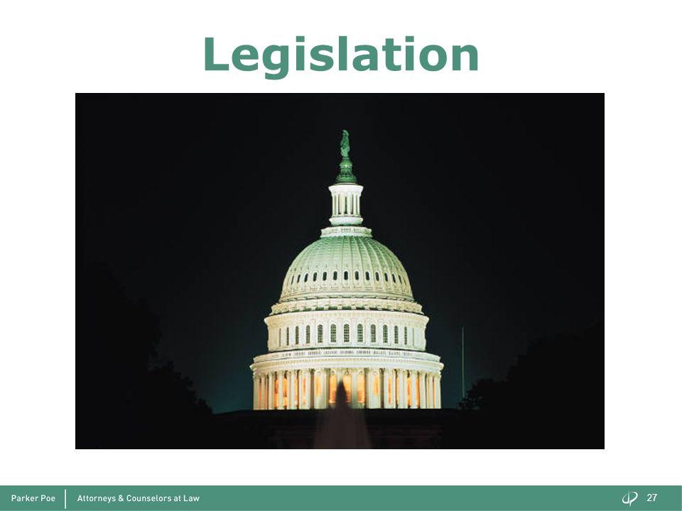 Legislation 27