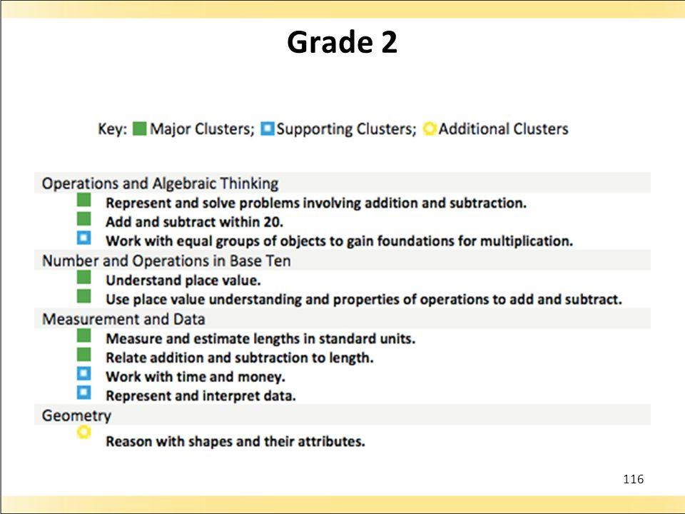 Grade 2 116