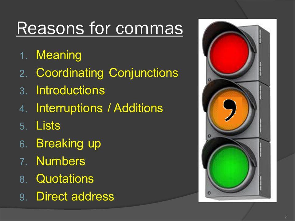 Commas Comma Chameleon 2