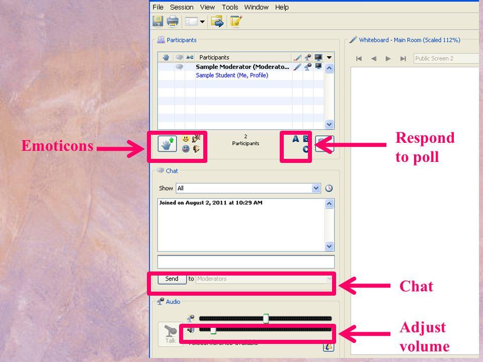 6/10/2008; updated: 10/3/11Elluminate Meeting/Classroom 4