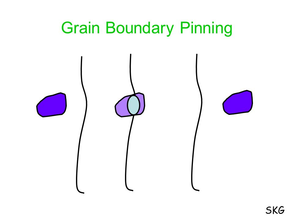 Grain Boundary Pinning SKG