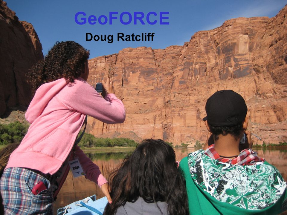 GeoFORCE Doug Ratcliff