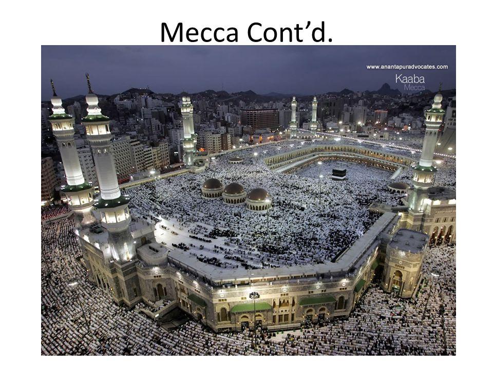 Mecca Contd.