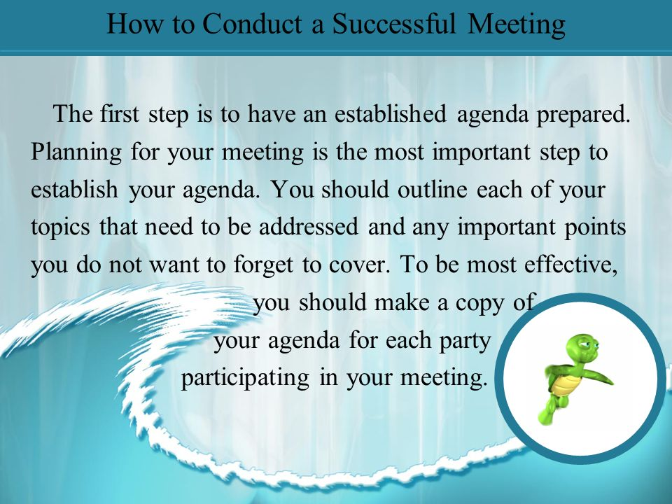 Unit Three At a meeting Cultural tips