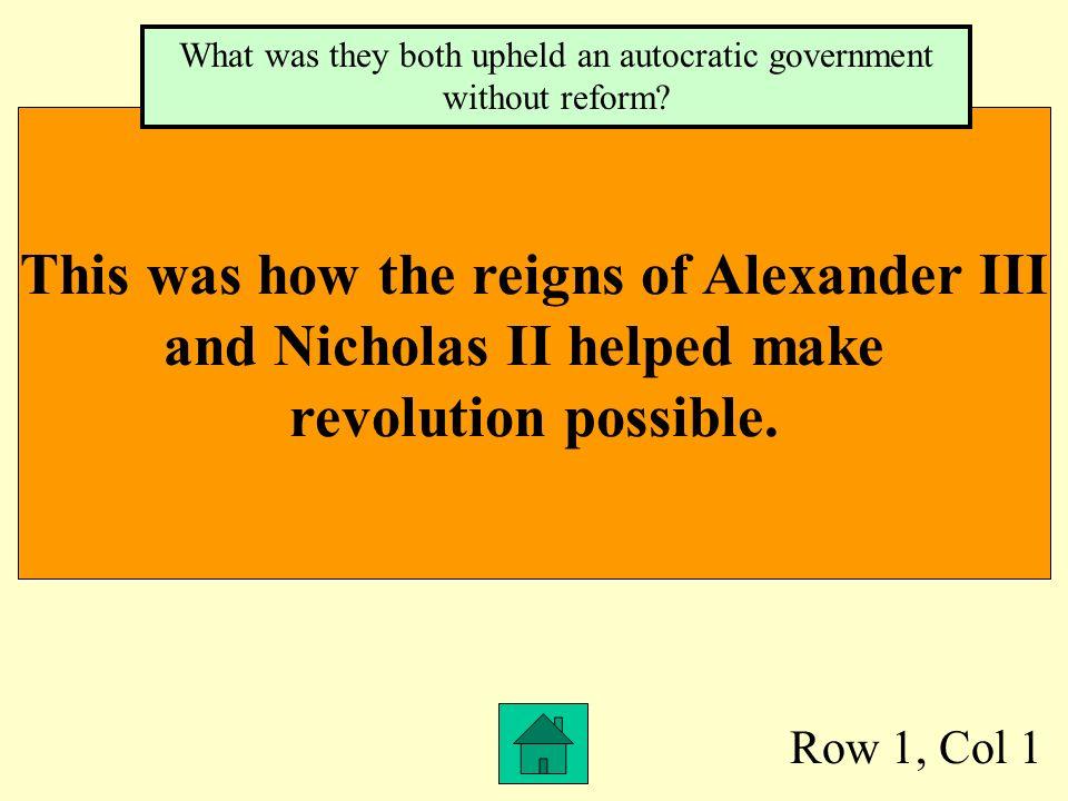 3,3 This man was head of the Bolshevik revolution. Who was Vladimir Lenin?