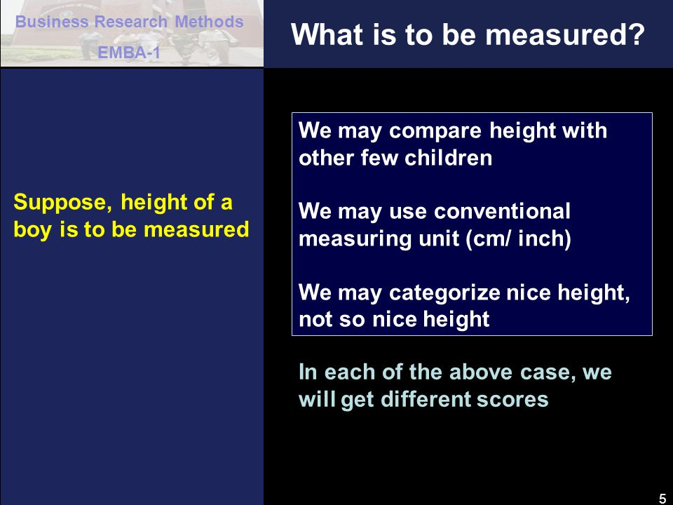 Business Research Methods EMBA-1 26 Physiological Measure of Attitude Simple Attitude Scale: In its most basic form, attitude scaling requires that an individual agree with a statement or respond to a single question.