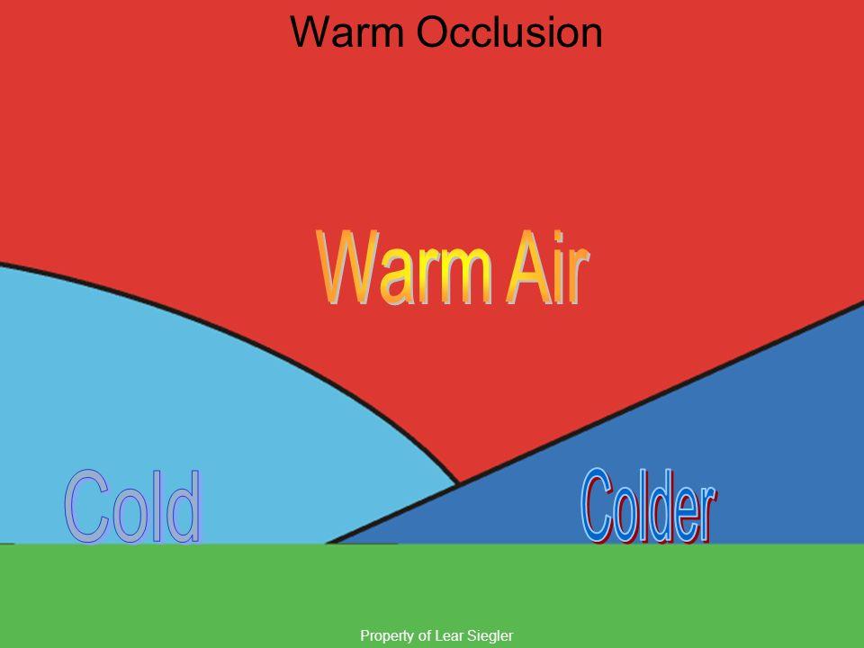 Property of Lear Siegler Warm Occlusion