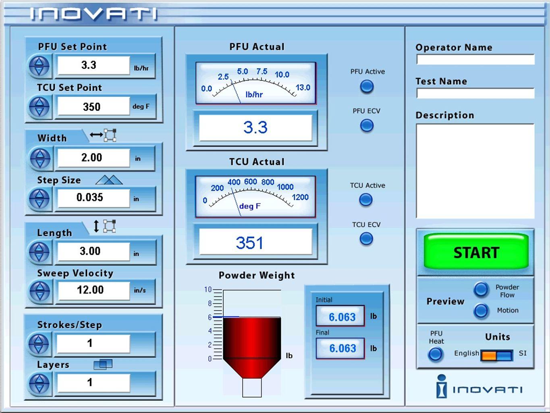 KM Virtual Control Panel