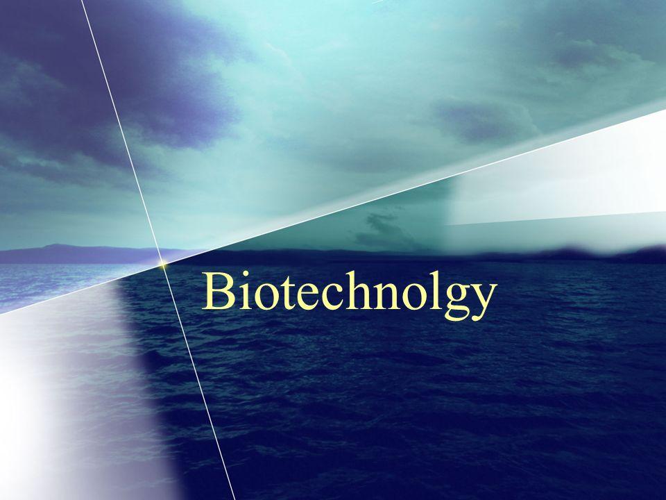 Biotechnolgy