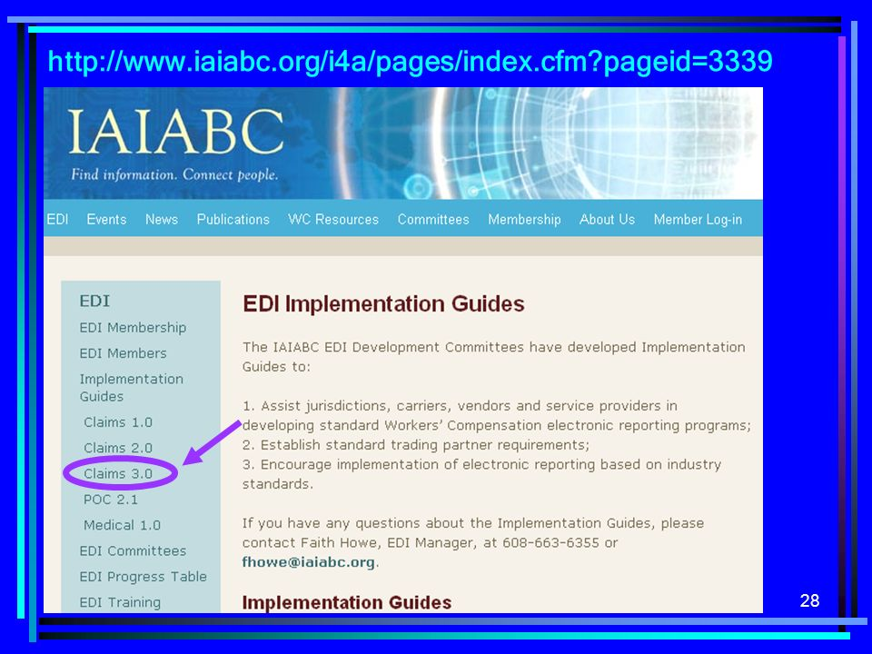 28 http://www.iaiabc.org/i4a/pages/index.cfm pageid=3339