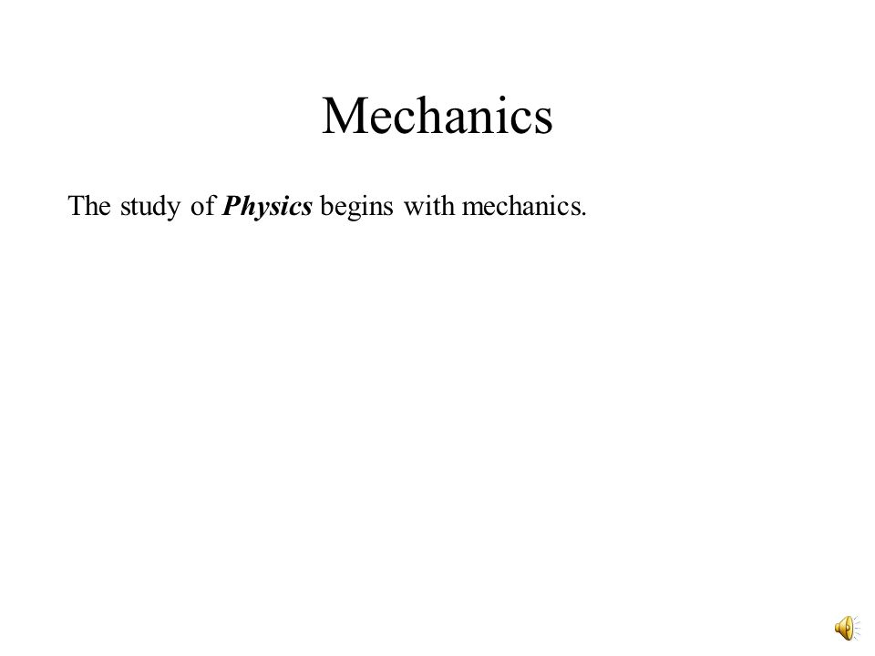 Conceptual Physics by Hewitt C H A P T E R 2- Linear Motion http://www.youtube.com/watc h?v=hz65AOjabtM