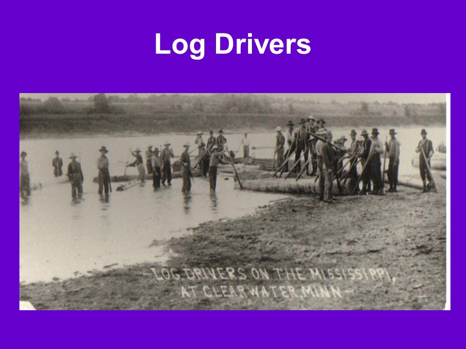 Log Drivers