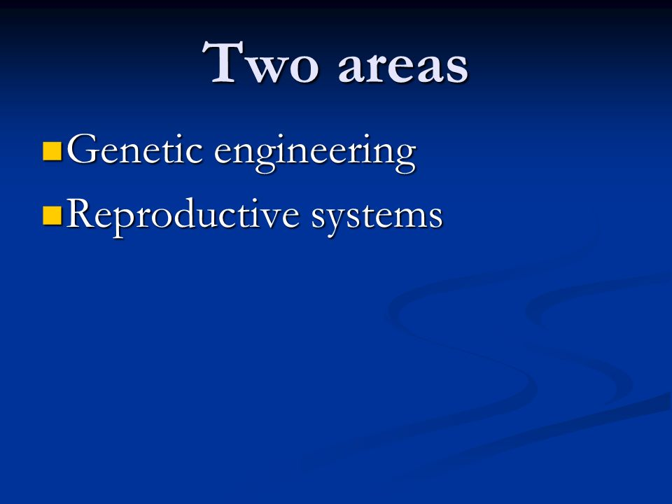 Genetic Engineering is based on a technology involving recombinant DNA is based on a technology involving recombinant DNA Deoxyribonucleic acid Deoxyribonucleic acid