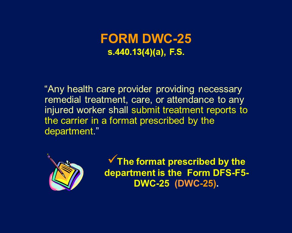 Any health care provider providing necessary remedial treatment, care, or attendance to any injured worker shall submit treatment reports to the carri