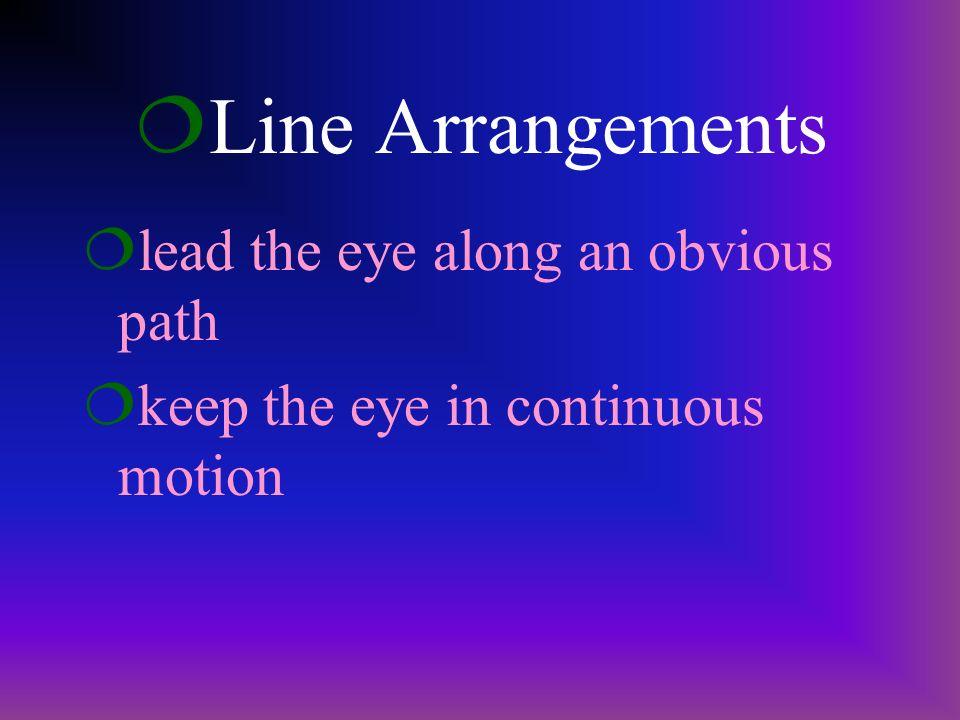 ¦Line Arrangements
