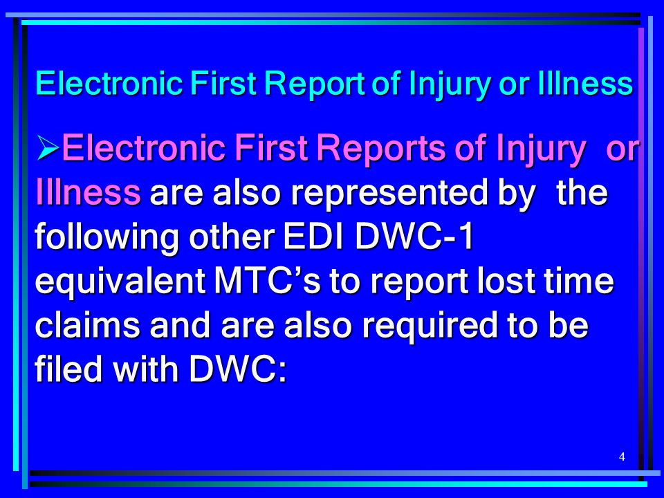 235 A Denying Indemnity in whole, but not Medical (Indemnity Only Denied Case) B Denying Indemnity in part, but not Medical E Denying Indemnity in whole and Medical in part (Indemnity Only Denial) G Denying both Indemnity and Medical in part Partial Denial Codes for FL