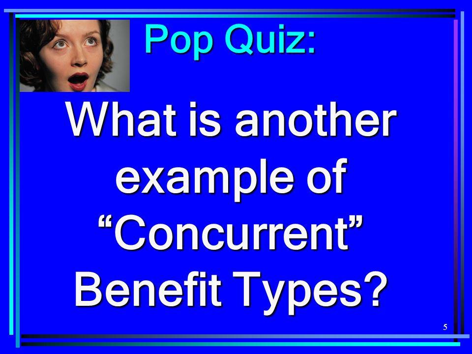 126 Benefit Type Amount Paid Includes Advance Payment Amount. Lump Sum Payments/Settlement