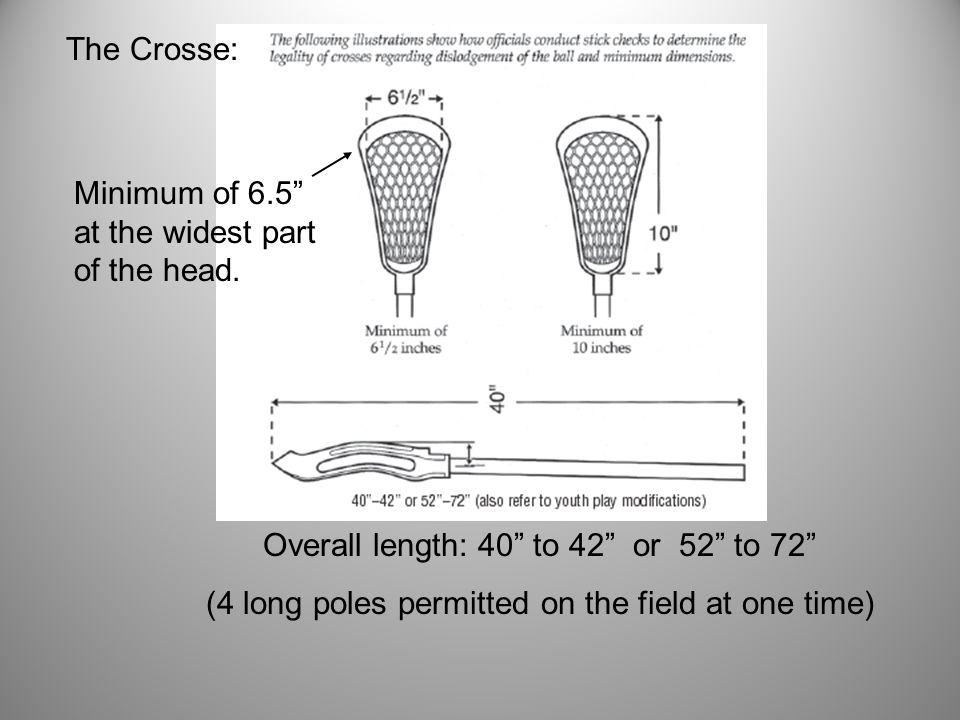 Illegal Stick Illegal Pocket Locked Illegal Crosse