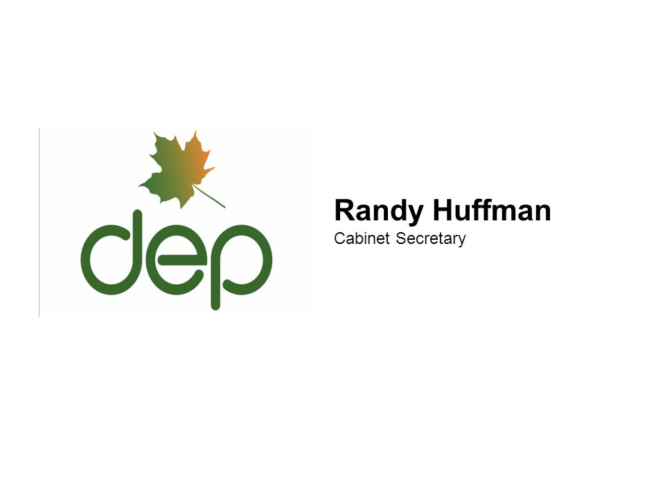 Randy Huffman Cabinet Secretary