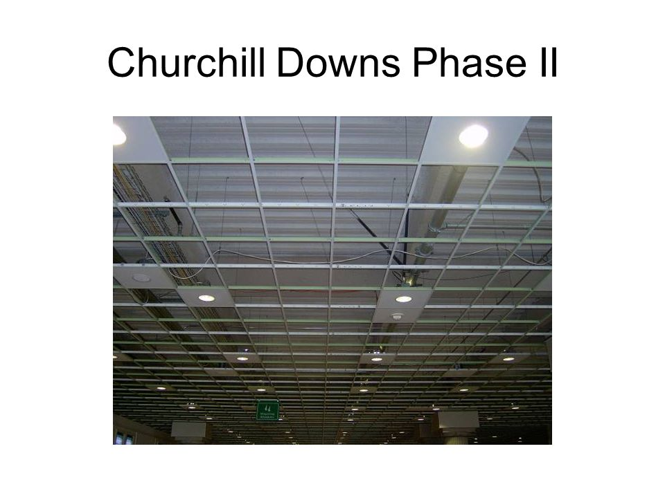 Churchill Downs Phase II
