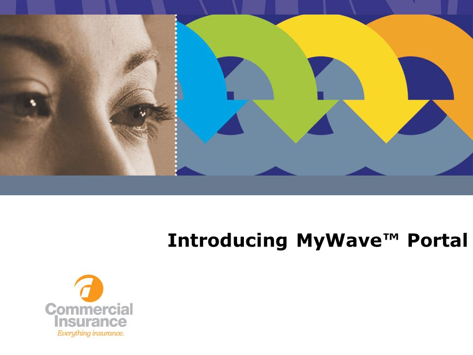 Introducing MyWave Portal