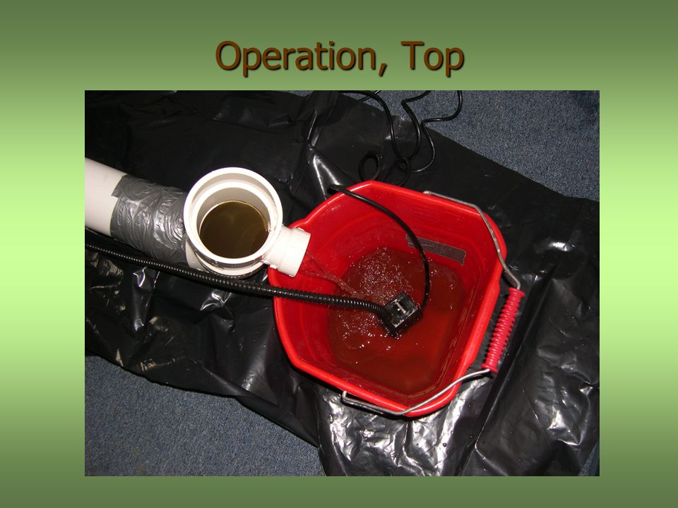 Operation, Top