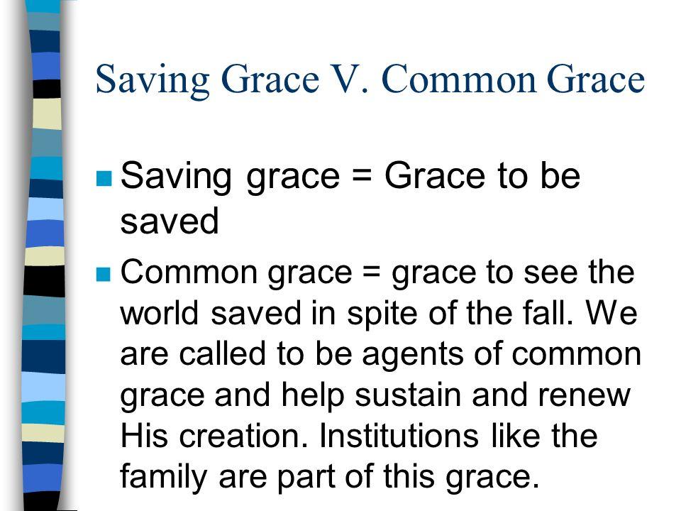 Saving Grace V.