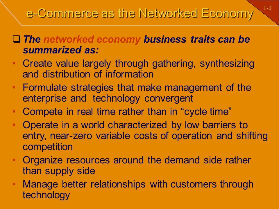 1-4 How Do We Define e-Commerce.
