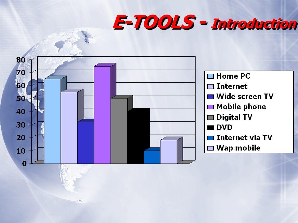 E-TOOLS - Introduction