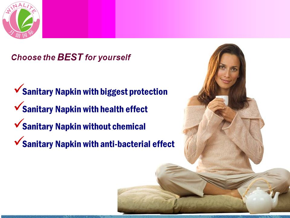 What you should know about… LOVE MOON Anion Sanitary Napkin provides constant protection and comfort whatever your activity