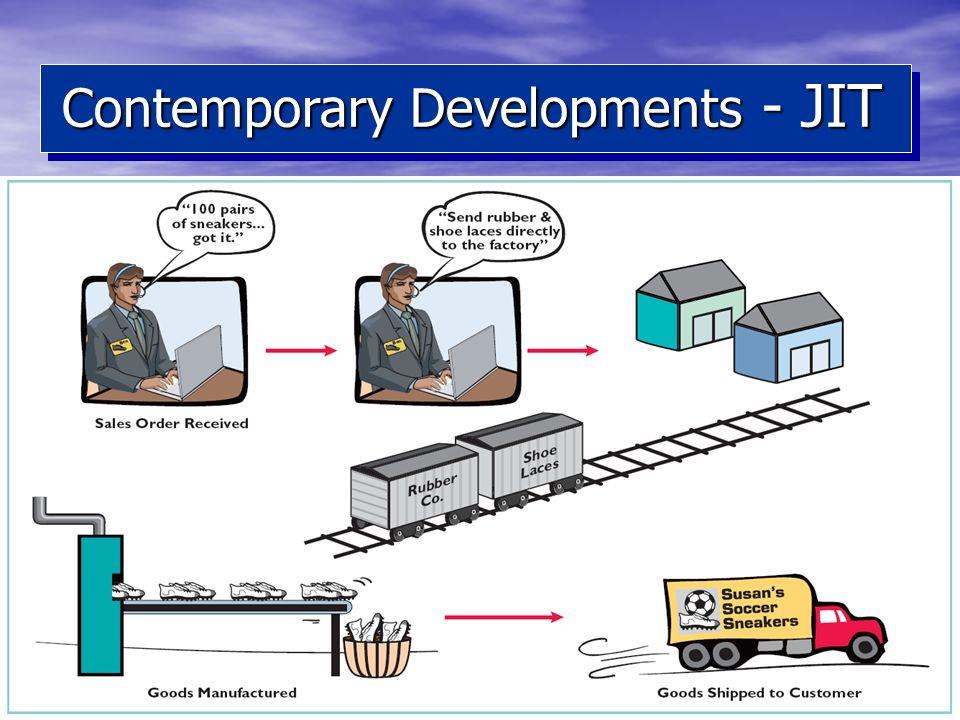 67 Contemporary Developments - JIT