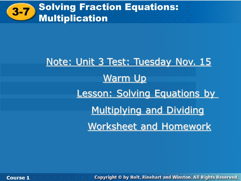 Lesson 8 Homework Practice Solve Two Step Inequalities With ...