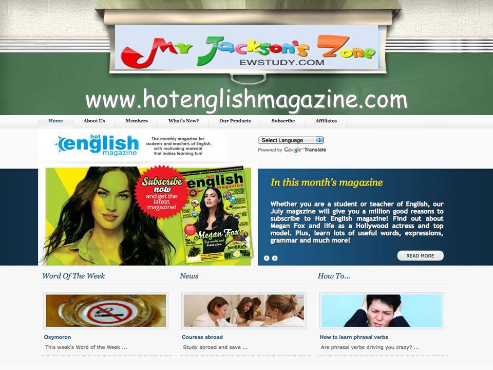 www.hotenglishmagazine.com