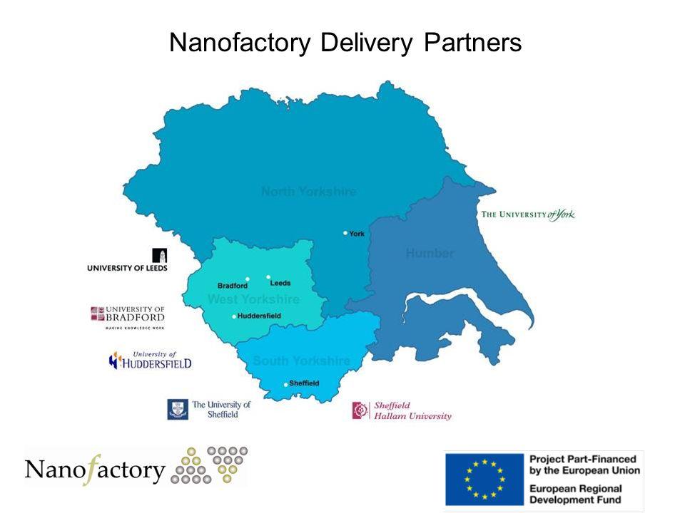 Nanofactory Delivery Partners