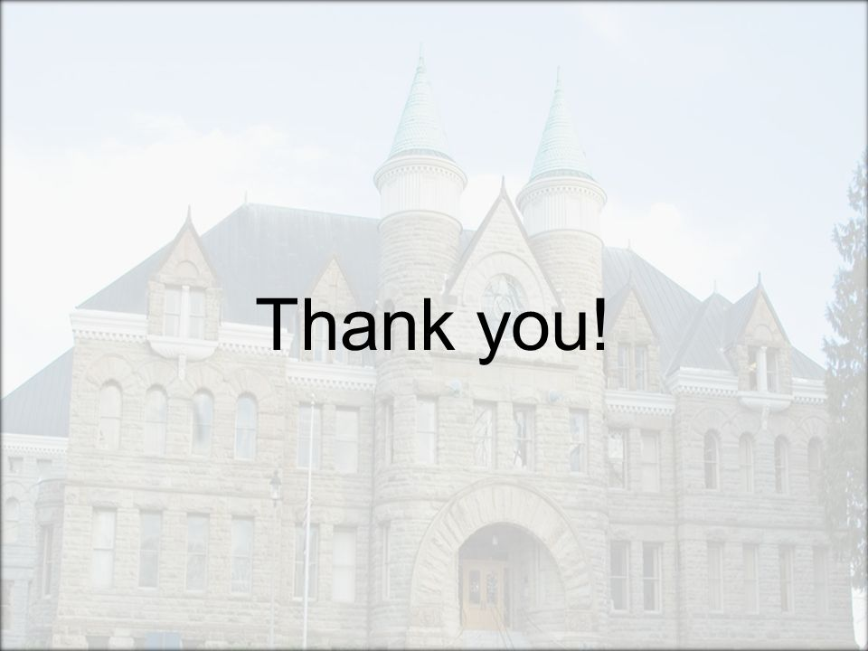 Slide 31 Office of Superintendent of Public Instruction 31 Thank you!