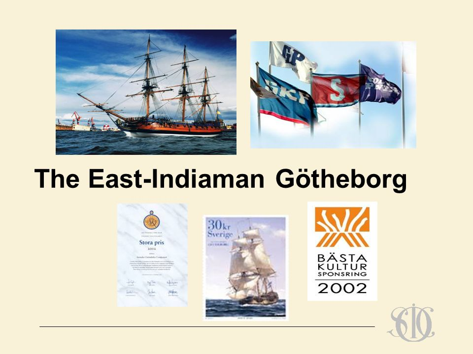 The East-Indiaman Götheborg