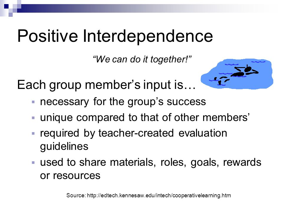 What are the key elements of Cooperative Learning?