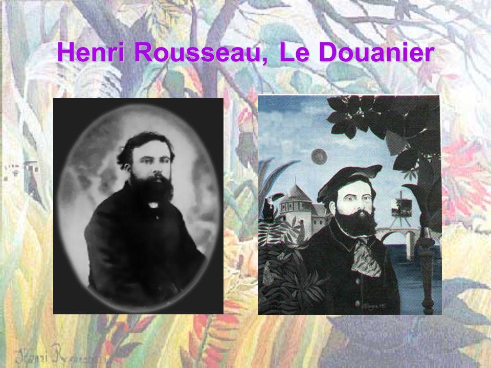 Henri Rousseau, Le Douanier