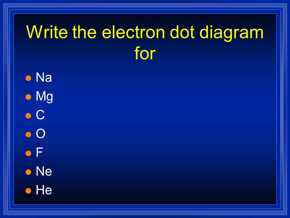 Electron Configurations for Cations Metals lose electrons to attain noble gas configuration.