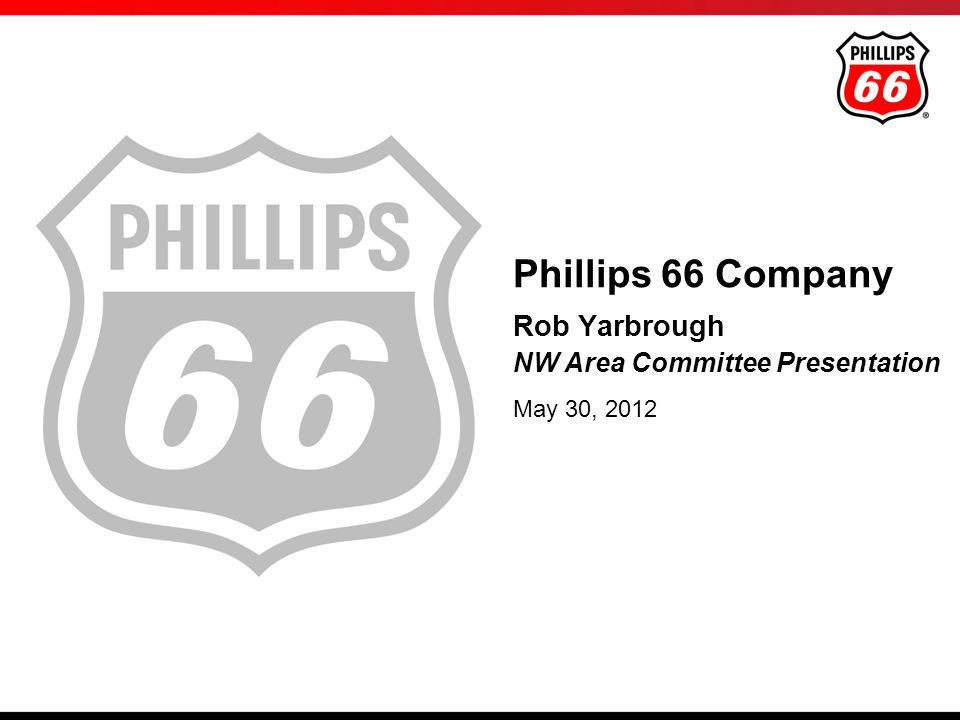2 About Phillips 66