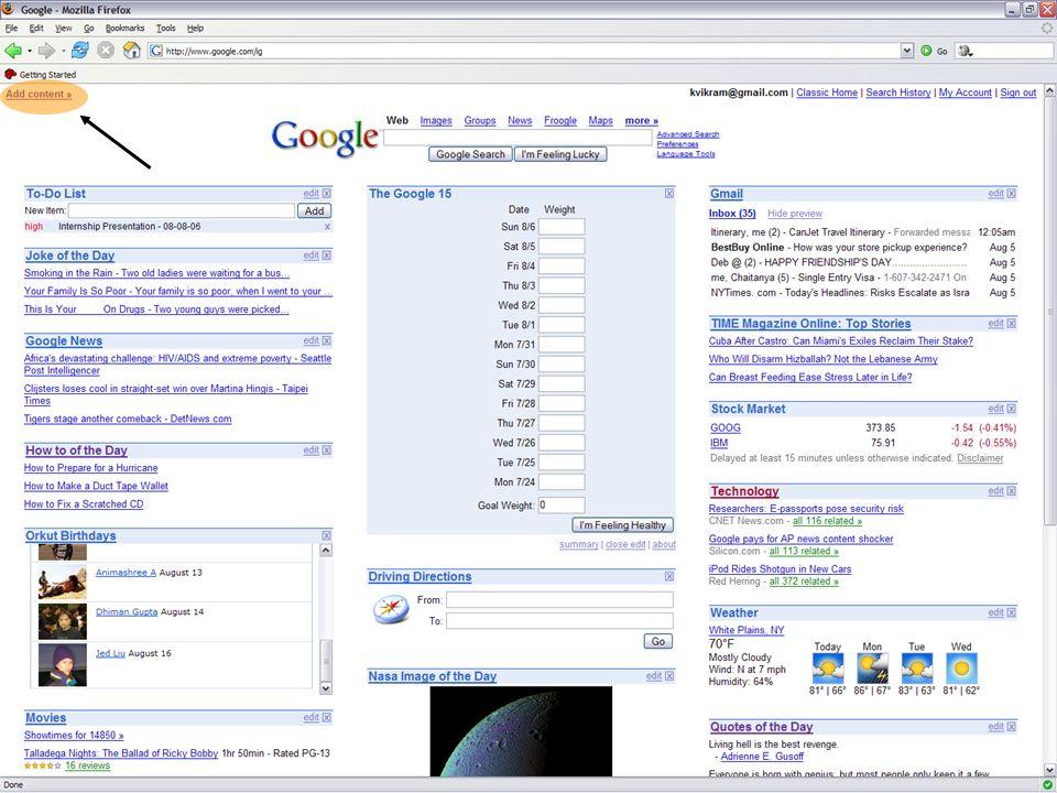 Research © 2006 IBM Corporation