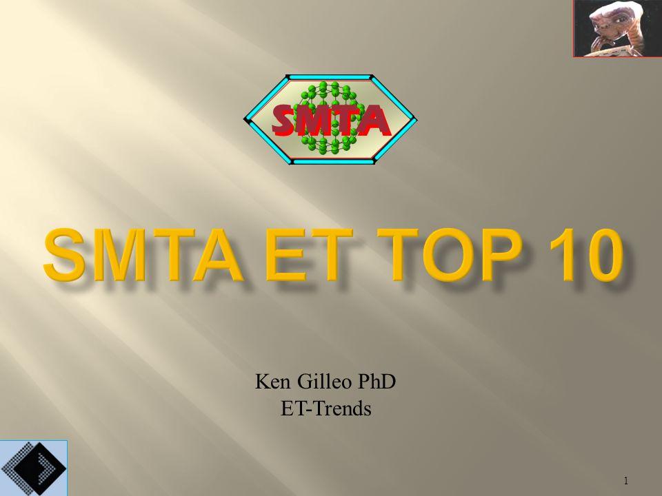 Ken Gilleo PhD ET-Trends 1 SMTA