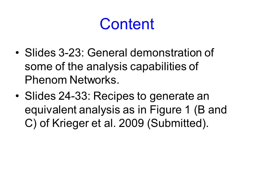 After you log in, go to Phenotype -> analysis.