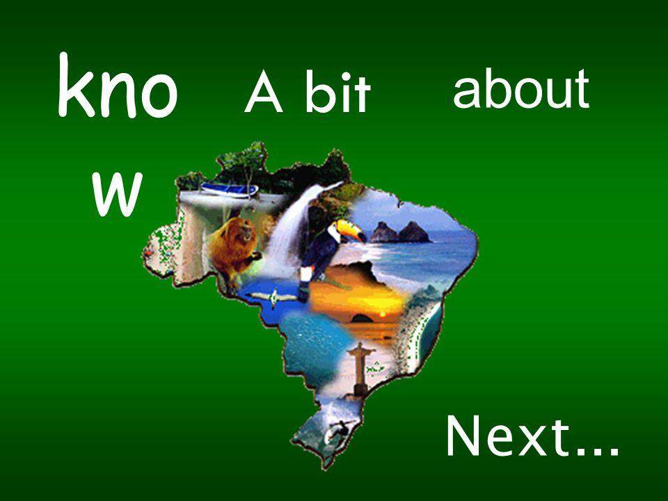 kno w A bit about Next...