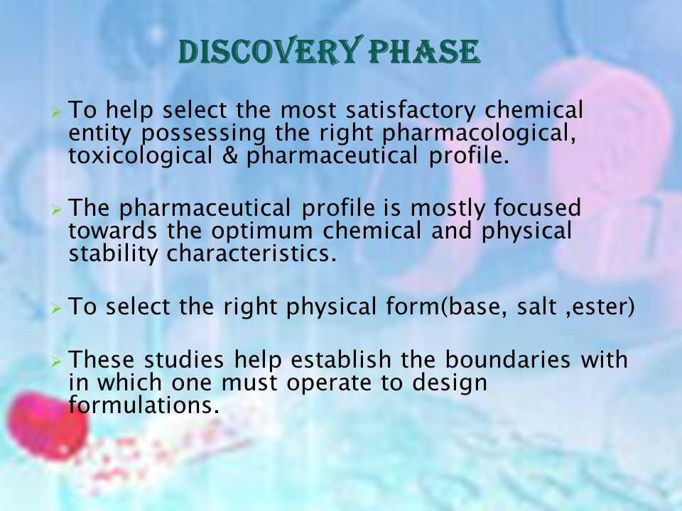Photostability testing studies include: Test on drug substance.
