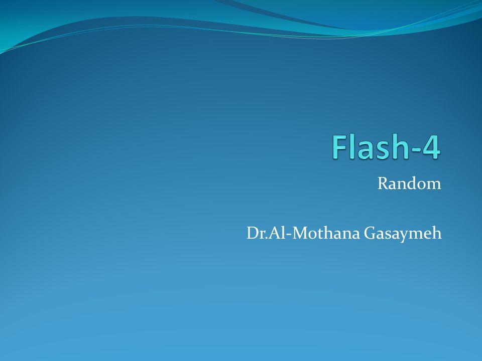 Random Dr.Al-Mothana Gasaymeh